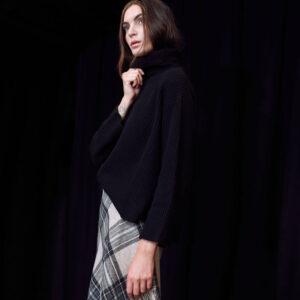 CidiCri - Weekend MaxMara - Capra - Maglione collo alto di lana