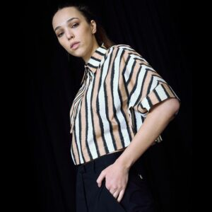 CidiCri - Camicia Breshed a righe - Alysi