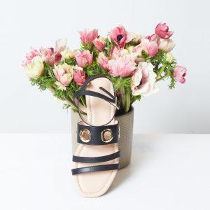 CidiCri - Pennyblack - Sandalo in pelle con occhielli