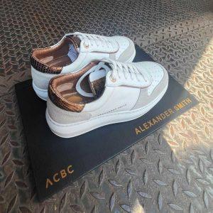 CidiCri - Sneakers bianche - Alexander Smith