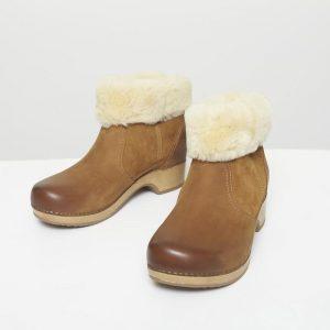 CidiCri - Boots Dansko - Bettie Burnished Nubuck - beige