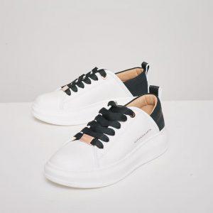 CidiCri - Scarpe - Sneakers white black bronze - Alexander Smith