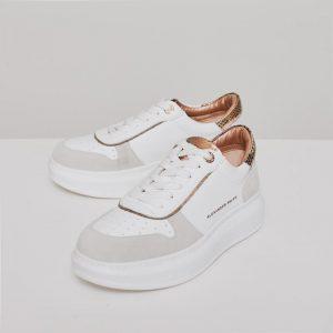 CidiCri - Scarpe - Sneakers White Bronze - Alexander Smith