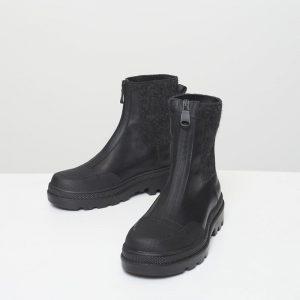 CidiCri - Stivaletto - Boots - Chiarini - Vitello - black - nero